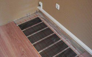 Теплые полы: как выбрать электрические, какой лучше под керамогранит, пленочный или кабельный, инфракрасный