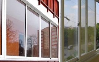 Уютные балконы: раздвижные системы своими руками