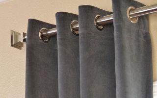 Светонепроницаемые шторы: виды и особенности
