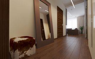 Идеальный дизайн прихожей и коридора: эргономика интерьера (35 фото)