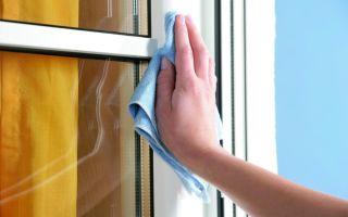 Уход за пластиковыми окнами и подоконниками – как правильно делать?
