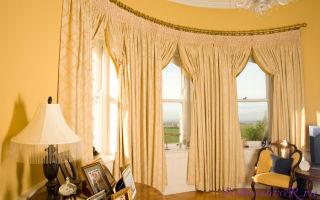 Стили штор в интерьере— коротко о главном