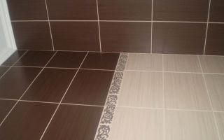 Ремонт ванной комнаты под ванной: нужно ли класть плитку