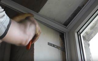 Как сделать откосы на окнах: популярные способы