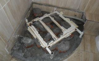Как выполнить демонтаж душевой кабины своими руками правильно?