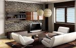 Советы по выбору дизайна гостиной