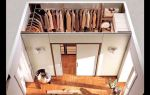 ?гардеробная комната из кладовки: фото и идеи обустройства ?