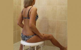 Восходящий душ – лечебное воздействие на организм