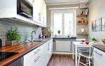 Дизайн узкой кухни – делаем все правильно!
