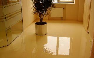 Наливные полы отзывы владельцев плюсы и минусы: недостатки заливные, глянцевый в квартире, фото и литокс