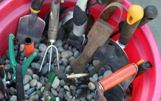 Полезные садовые инструменты