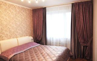 Ночные шторы для спальни и зала