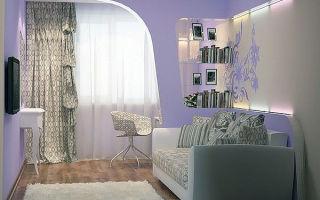 Дизайн спальни с диваном вместо кровати: правила