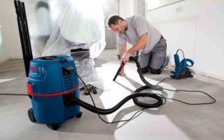 Как выбрать промышленный пылесос?