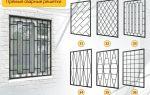 Решетки на окна своими руками: как сделать и установить в домашних условиях