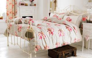 Дизайн спальни в стиле винтаж: характерные черты