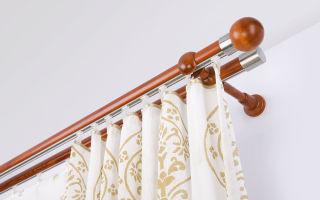 Как правильно подобрать карнизы для штор?