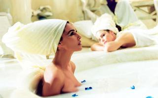 Ванна клеопатры – божественная процедура у вас дома