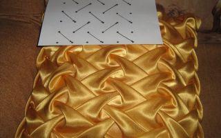 Сиреневые обои: какие шторы подобрать
