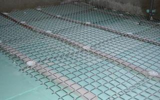 Армированная сетка: фибра для стяжки армирующая, пол бетонный теплый, основания заливка, пластик и металл