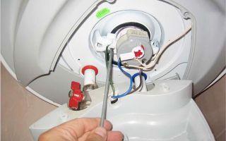 Причины неисправности и ремонт водонагревателей