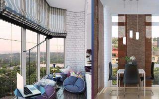 Шторы на французский балкон: лучшие решения
