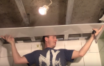 Как сделать потолок из панелей пвх в ванной — монтажа и отделка