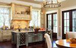 Интерьер бежево коричневой кухни — спокойные и энергичные оттенки (40 фото)