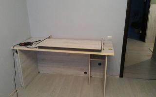 Как сделать письменный стол самостоятельно
