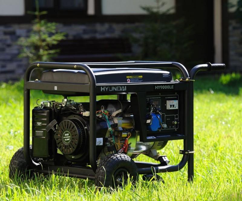 Бензиновый электрогенератор – агрегат для резервного и аварийного электроснабжения