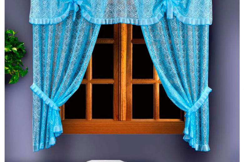 все сшить кухонные шторы фото позволяет
